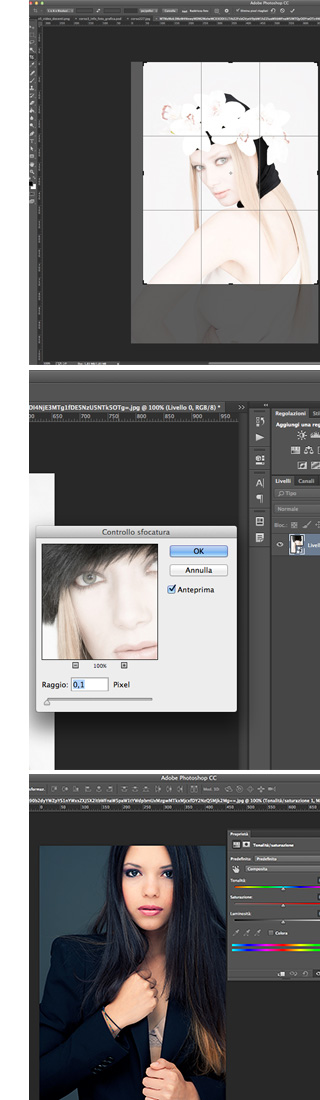 A73 | Photoshop Base Livello 1
