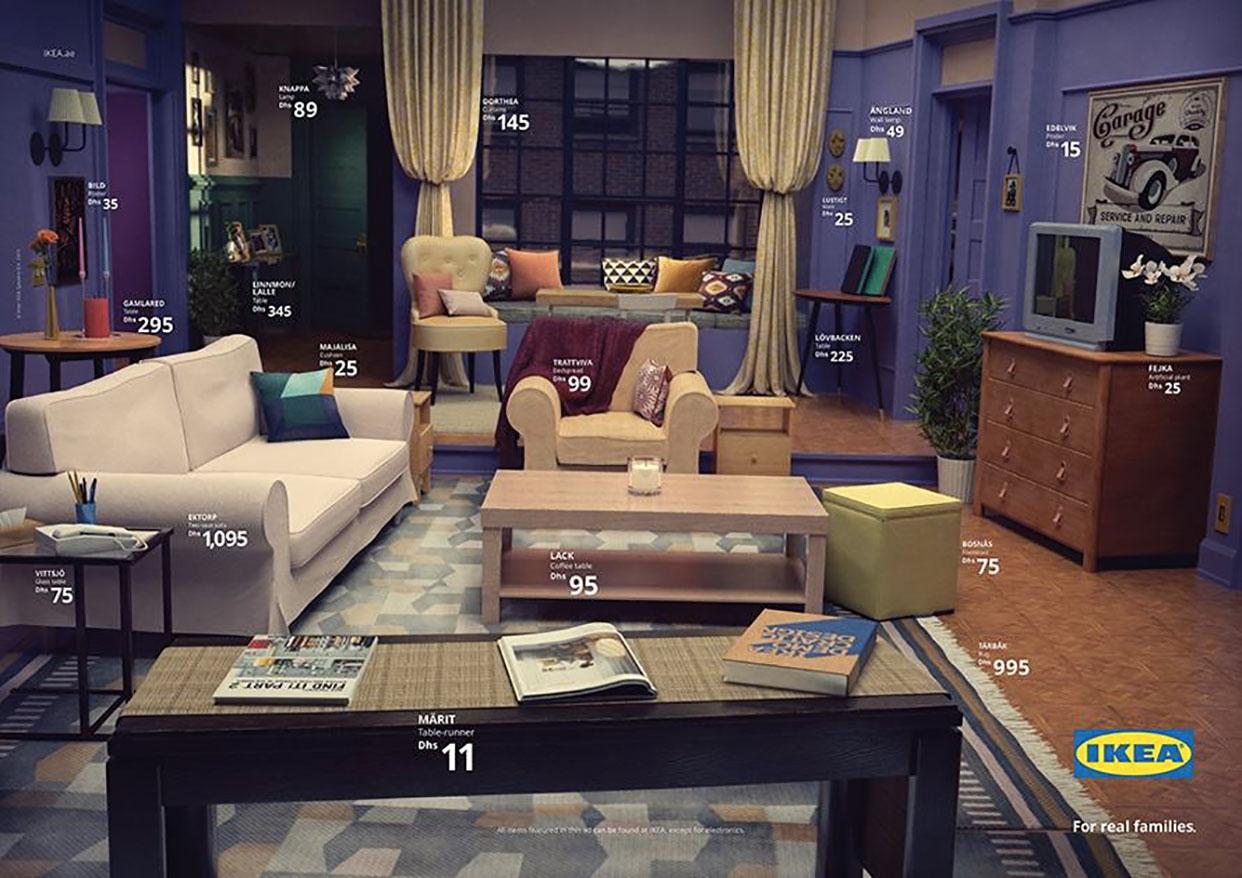 Olimpo Salotti Srl.For Real Families Da Ikea Arriva Il Salotto Dei Simpson